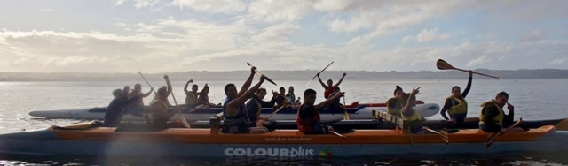 New Zealand Sports Academy waka ama