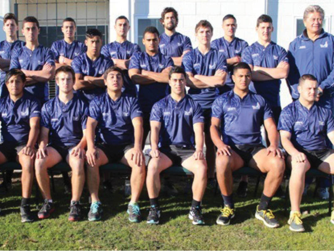 New Zealand Sports Academy Teams and coaches
