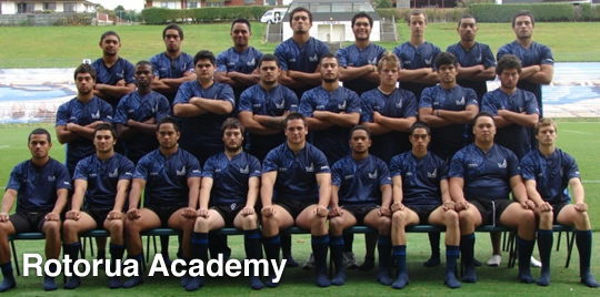 New Zealand Sports Academy Rotorua Academy
